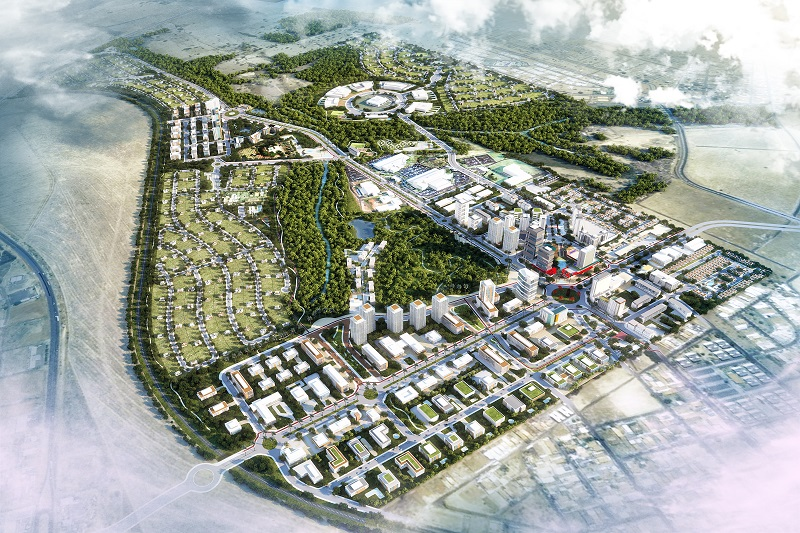 Masterplan Granja Marileusa - o primeiro Distrito de Inovação de Uberlândia e Região